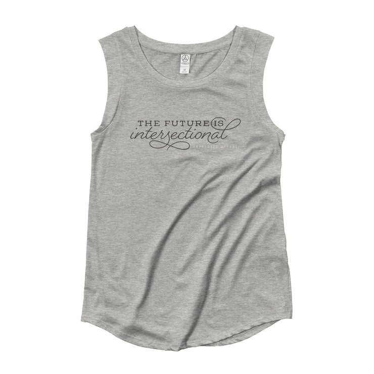 intersectional future sleeveless tee