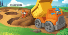 Load image into Gallery viewer, Green Toys Truck Book Inside B 012016.jpg