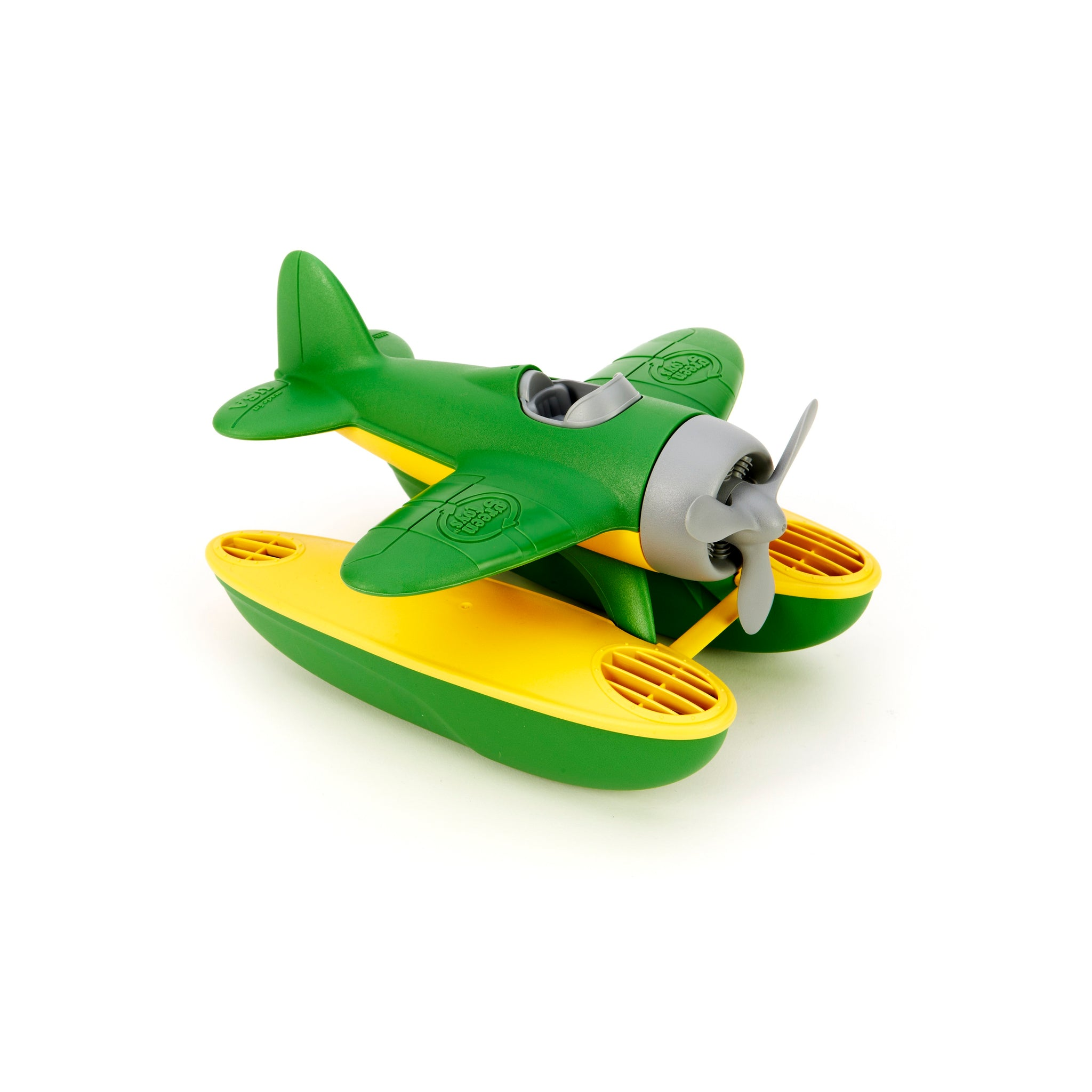 Orange /& Seaplane Details about  /Green Toys Seacopter Yellow Kitchen Dining
