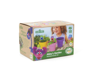 Abby's Garden <br> Planting Activity Set