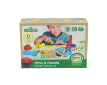 Load image into Gallery viewer, Elmo & Friends <br> Dough Activity Set