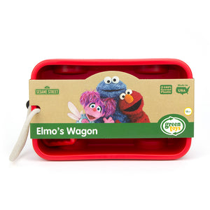 Elmo's Wagon