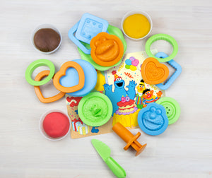 Sesame Street Party <br> Dough Activity Set