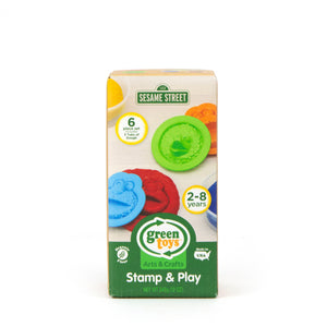 Stamp & Play <br> Dough Activity Set