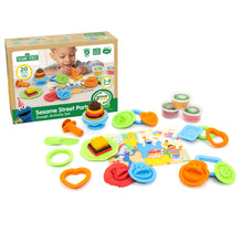 Load image into Gallery viewer, Sesame Street Party <br> Dough Activity Set