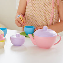 Load image into Gallery viewer, Tea Set & Dump Truck