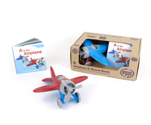 Load image into Gallery viewer, Airplane & Board Book Set