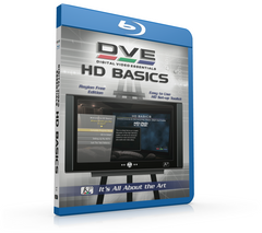 DVE HD Basics by Joe Kane Products