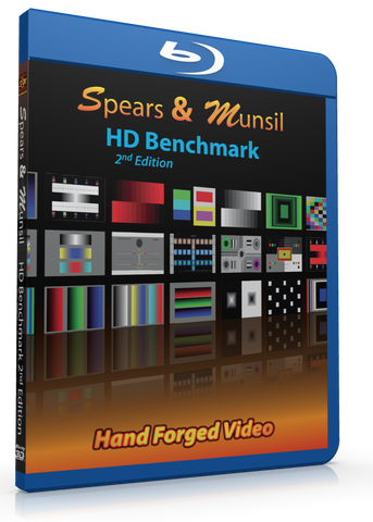 The Spears & Munsil High Definition Benchmark Blu-ray Second Edition