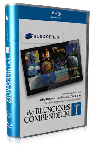 The BluScenes Compendium: 12 Scenery Blu-ray Discs with Digital Copy Download