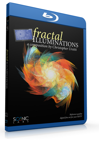 Fractal Illuminations by Christopher Ursitti
