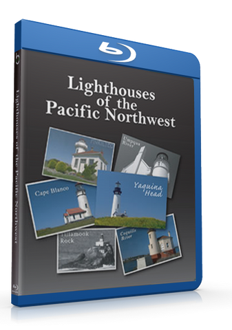 Lighthouses of the Pacific Northwest