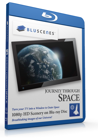 BluScenes Journey Through Space with Digital Copy Download