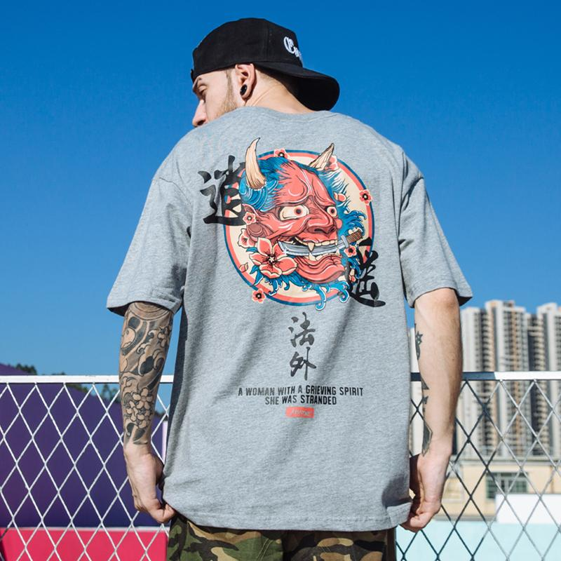 Japanese Ghost Devil Tee