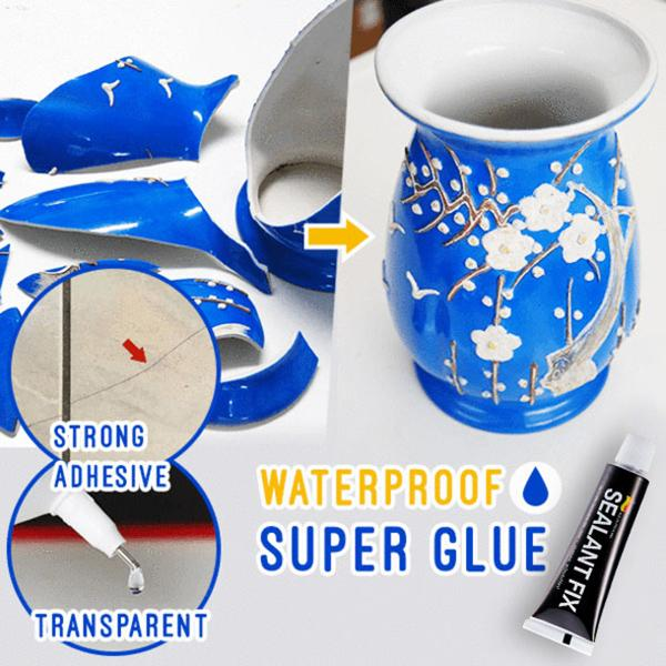 Waterproof Super Glue