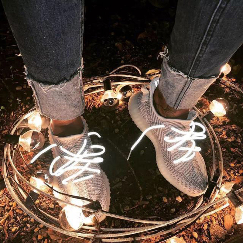 Gypsophila Reflective Angel Sneakers