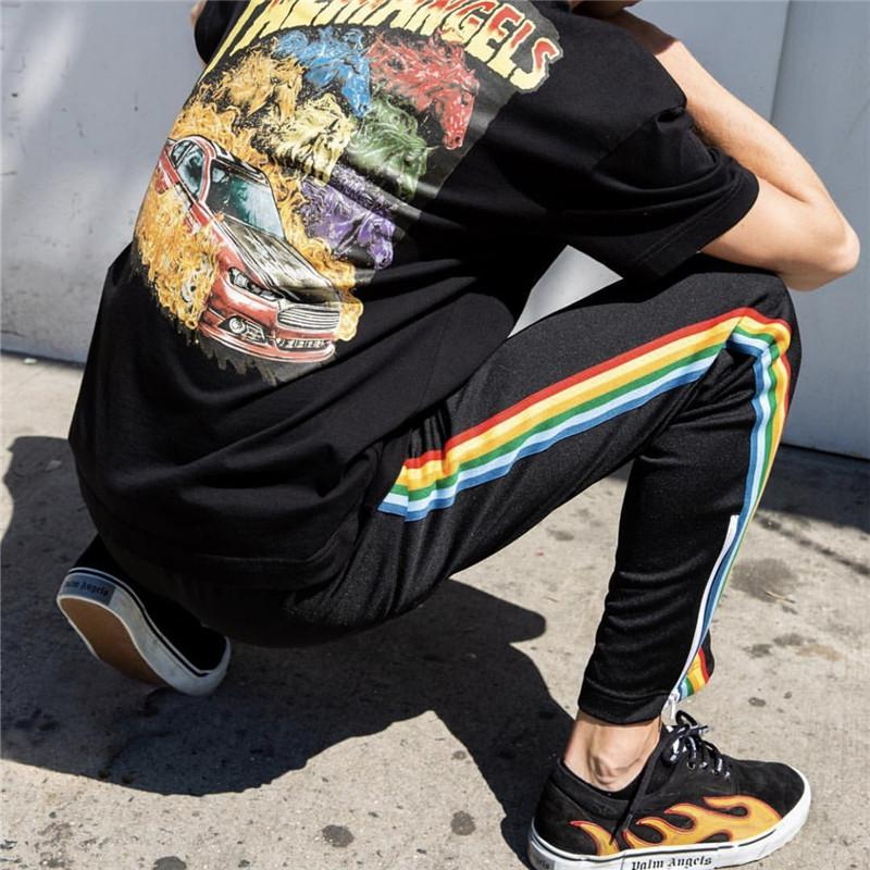 Palm Angels Rainbow Trackpant
