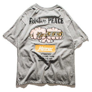 Harajuku Peace T-shirt