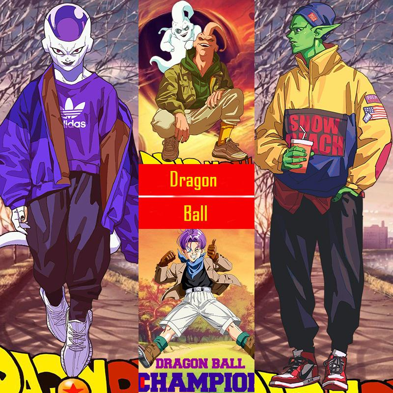 Dragon Ball Trunks Sweatshirt