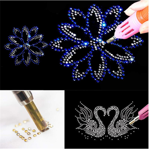 Rhinestone Applicator Wand Setter Tool