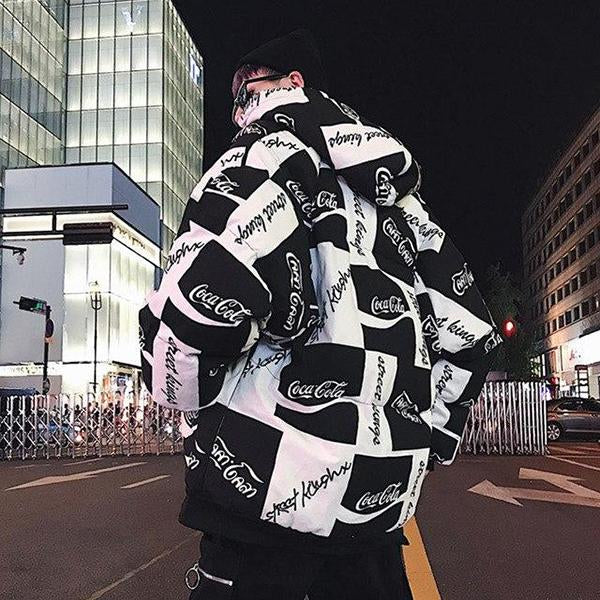 """STREET KING"" WINTER PARKA"