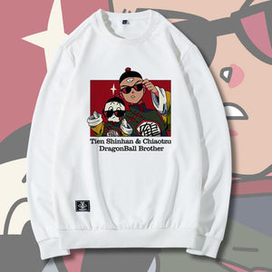 Dragon Ball Chiaotzu Tenshinhan Sweatshirt