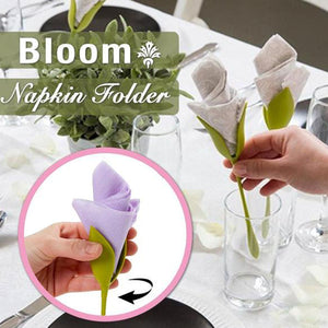 Bloom Napkin Folder (Set of 4)