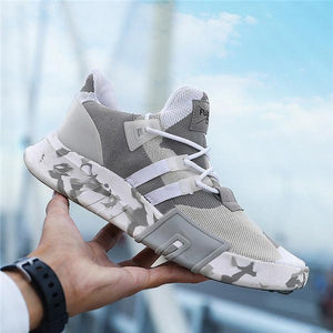 Camouflage Breathable Men Sneakers