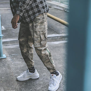 Camouflage Heavy Craft Cargo pant