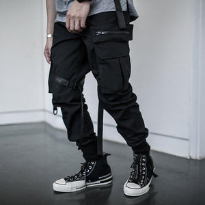 Multi-pocket Pants