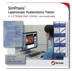 SimPraxis Laparoscopic Hysterectomy Trainer