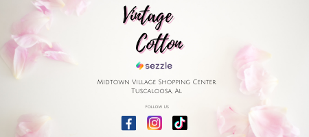 Vintage Cotton Boutique