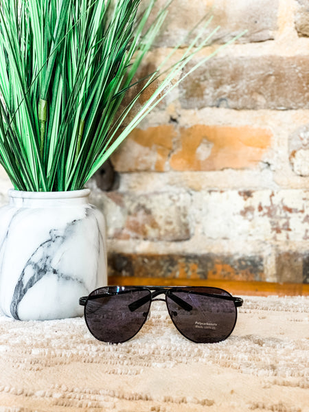 Aviator Sunglasses - Vintage Cotton Boutique