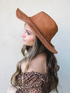 Braided Band Fedora