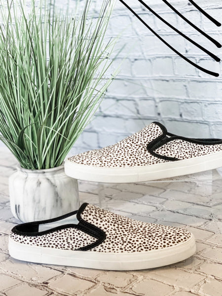 Cheetah Slip On - Vintage Cotton Boutique