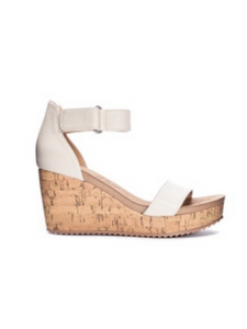 Kaya Nubuck Wedge