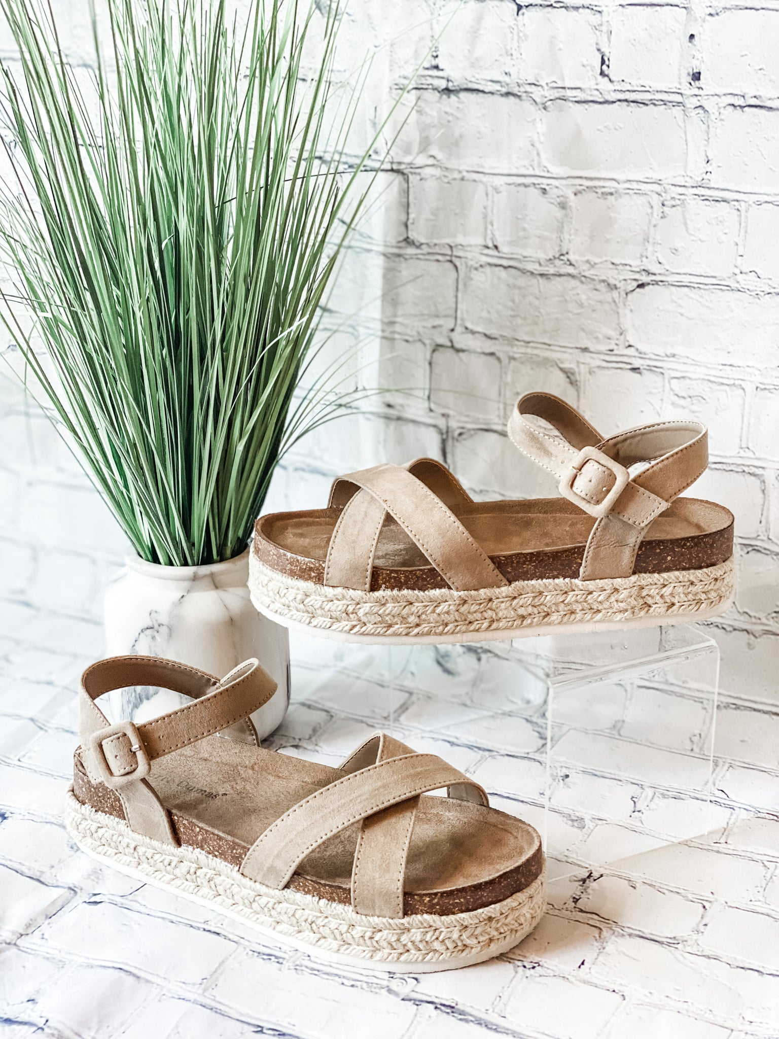 Sandy Espadrilles - Vintage Cotton Boutique
