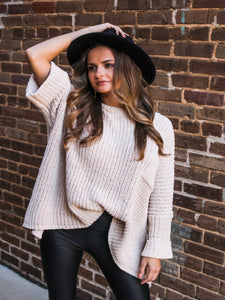 Ultimate Cozy One Size Sweater