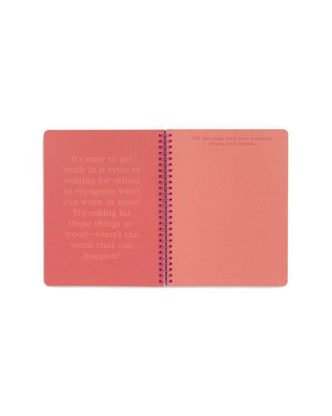 Bando Look Forward Notebook - Vintage Cotton Boutique