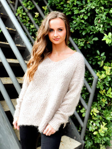 Coco Popcorn Pullover - Vintage Cotton Boutique