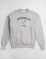 Load image into Gallery viewer, Crewneck Sweatshirt in 12oz Champion Reverse Weave