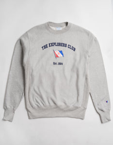 Crewneck Sweatshirt in 12oz Champion Reverse Weave