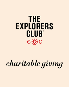 Make a Gift to The Explorers Club