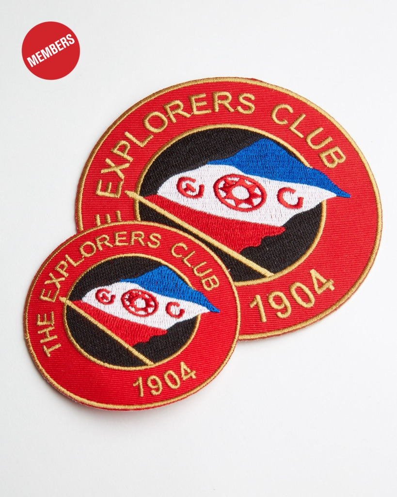 Members Patch - 3 Inch