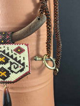 Load image into Gallery viewer, Handmade Beaded Necklace -  Earthy Urvi Necklace