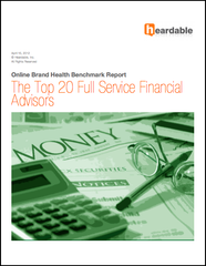 The Top 20 Full Service Financial Advisors