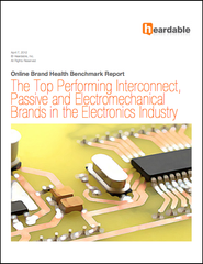 The Top Performing Interconnect, Passive and Electromechanical Brands in the Electronics Industry