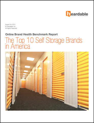 The Top 10 Self Storage Brands in America