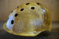 Myrtewood (Myrtle wood) Madera Helmet with cork innards