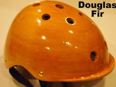 Madera - Douglas Fir wood helmet with cork